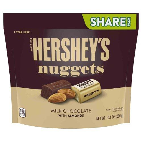 Hershey's Milk Chocolate Almond Nuggets 286 g