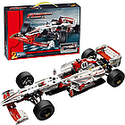 Конструктор JiSi bricks Technic 3366 2 в 1 Гоночный автомобиль Formula-1 и грузовик 1141 деталь, фото 2