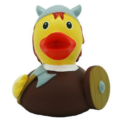 Игрушка для ванной LiLaLu Утка Викинг
