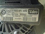 Генератор BMW 1 BMW 3 BMW 5 BMW 7 2002-2020г.в. 7802471AI02 14V 150A 2007-2015г.в., фото 7