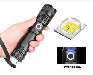 Фонарь ручной аккумуляторный Xanes 1287 XHP50
