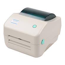 Принтер этикеток для новой почты Xprinter XP-450 беспроводное подключение