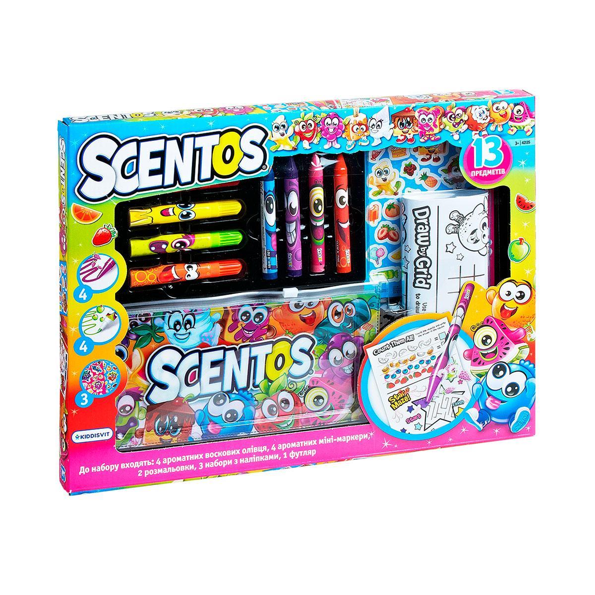 Ароматный Набор Для Творчества - Забавная Компания Scentos 42135