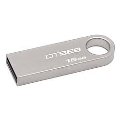 Флеш-накопитель Kingston DataTraveler SE9 16Gb USB (DTSE9H/16GB)
