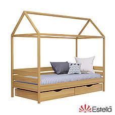 Кровать двухъярусная деревянная АММИ ТМ Эстелла, фото 3