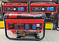 Бензиновый электро- генератор Edon ED-PT3300 3.3 kW генератор медная обмотка, фото 2