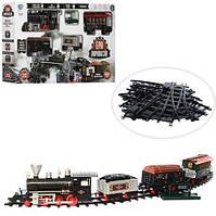 """Железная дорога """"Эра паровозов"""" Limo Toy 701831 R/ YY 127 длина пути 650 см, звуковые и световые эффекты, фото 2"""