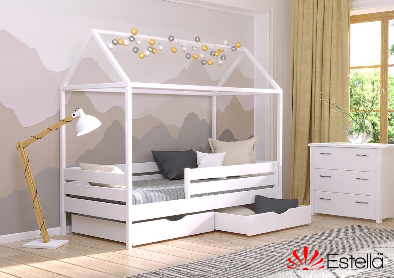 Кровать двухъярусная деревянная АММИ ТМ Эстелла