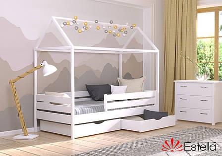 Кровать двухъярусная деревянная АММИ ТМ Эстелла, фото 2