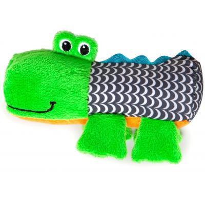 """Погремушка Bright Starts """"Забавный крокодил"""""""