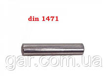 Штифт DIN 1471 Ø4