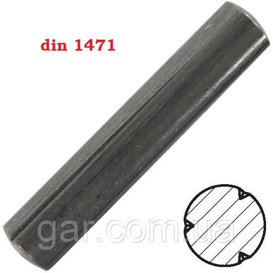 Штифт DIN 1471 Ø5