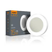 LED светильник ART IP65 круглый 15W 5000K VIDEX, фото 1