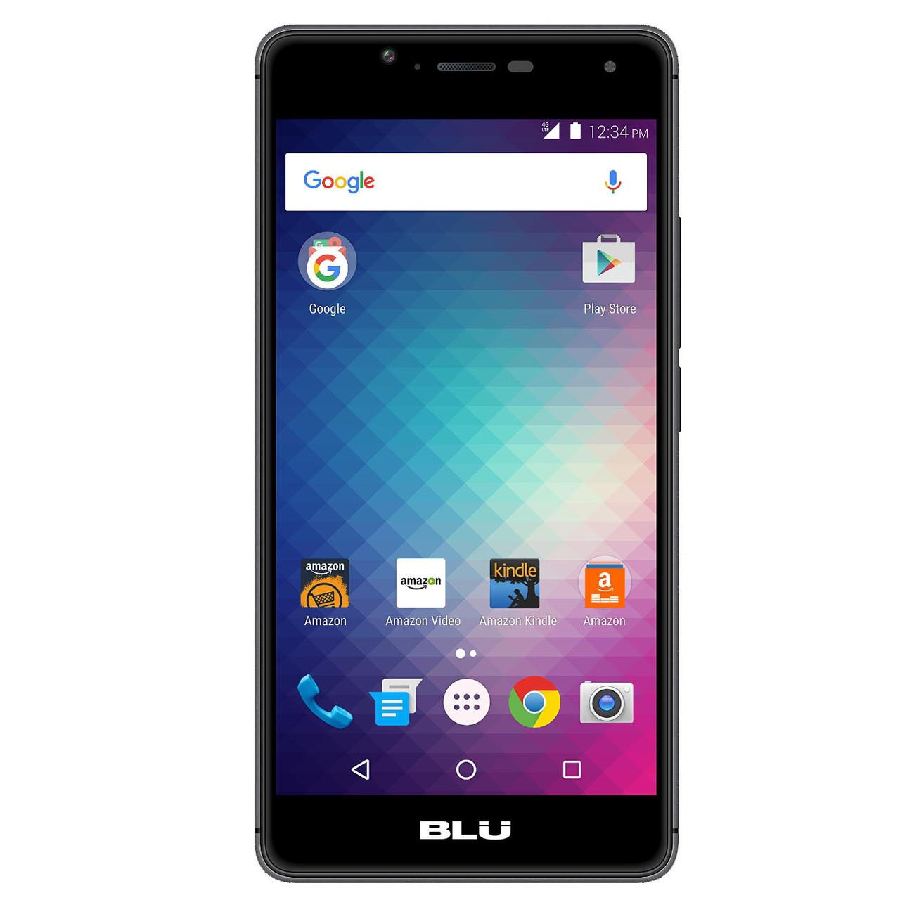 Смартфон BLU R1 HD 2/16GB 2SIM Black Global (Гарантия 12 мес)