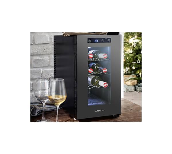 Холодильник винный Ambiano MD37430 СТОК С небольшой вмятиной из Германии