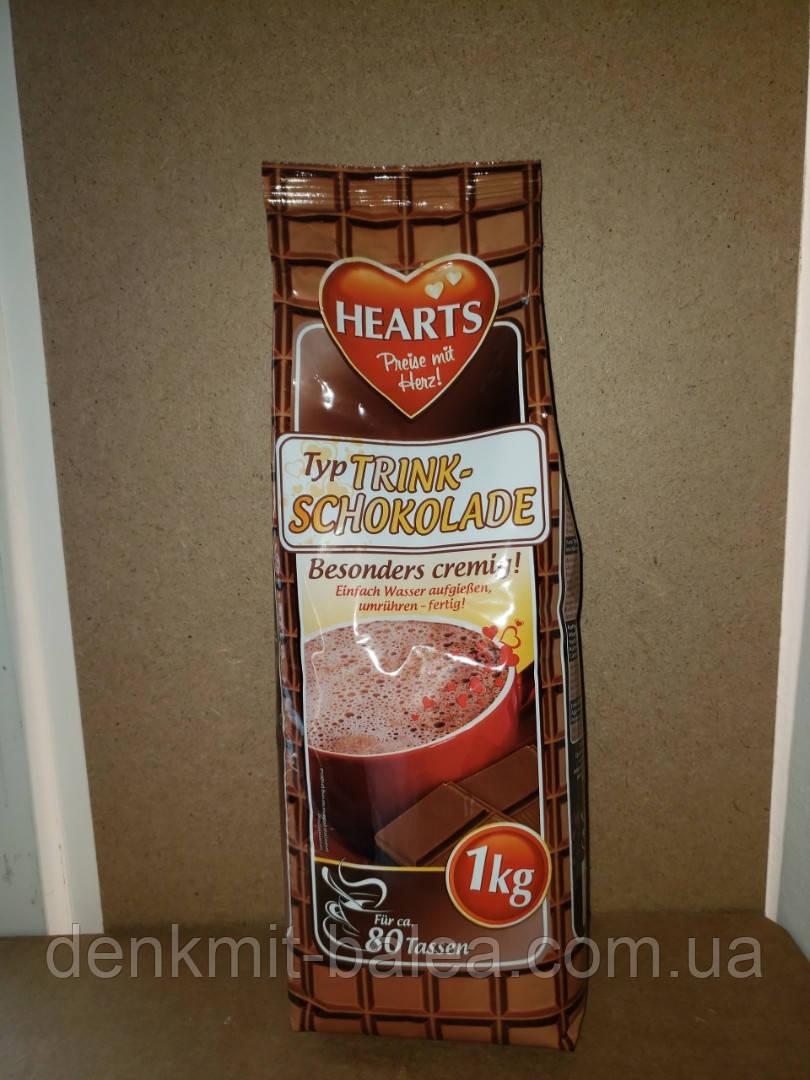 Капучино Карамель  Hearts Cappuccino Trink Schokolade 1 кг