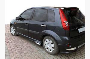 Спойлер 2005-2008 (под покраску) - Ford Fiesta 2002-2008 гг.