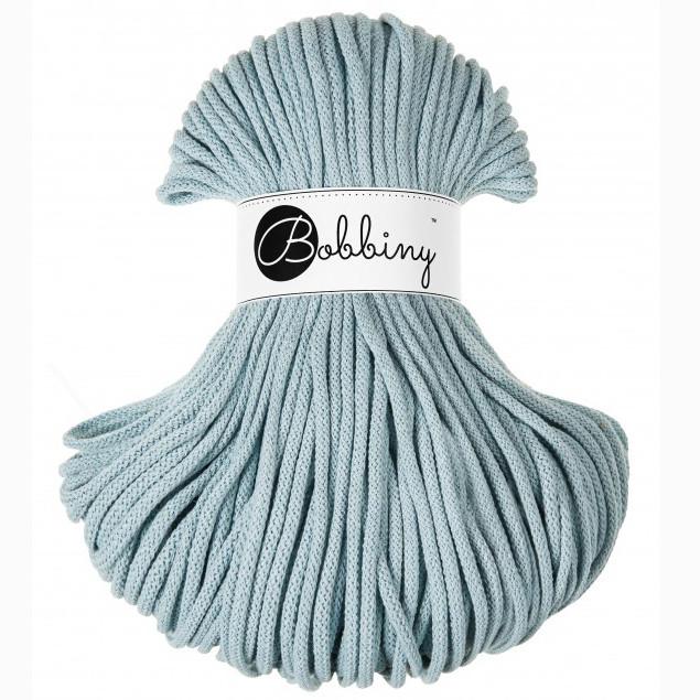 Шнур Bobbiny 5 мм, Туман