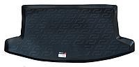 Резиновый коврик в багажник авто Geely MK2