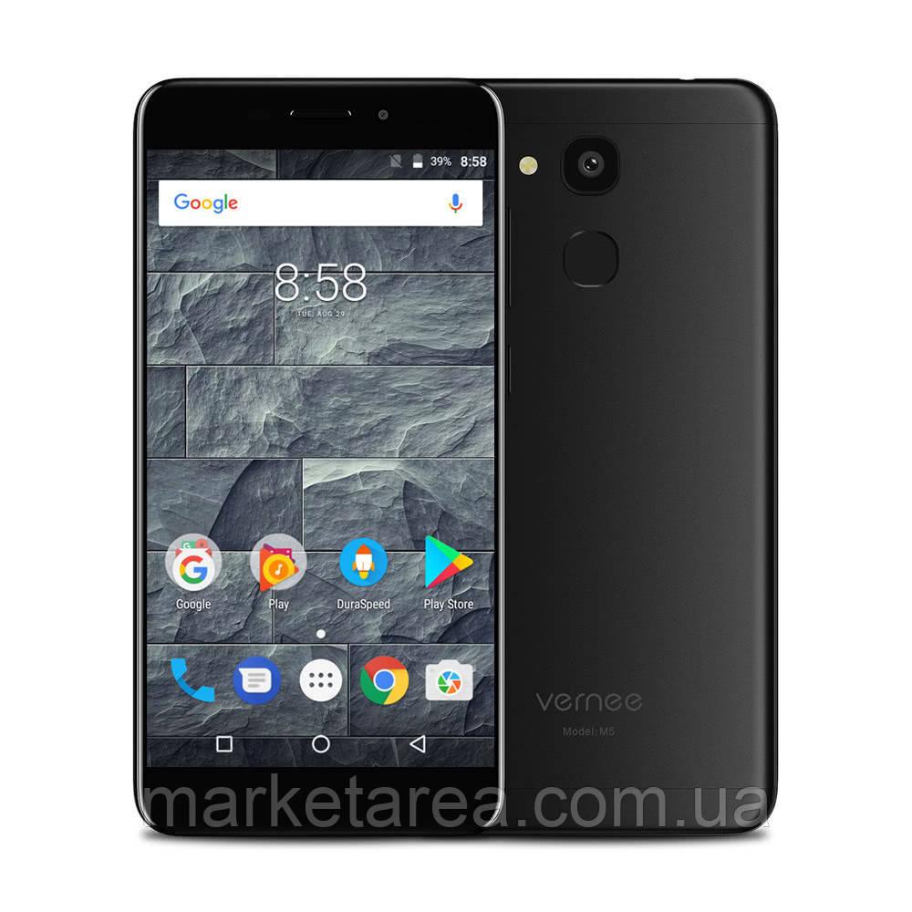 Смартфон Vernee M5 4/64GB Black (Global) Гарантия 12 мес