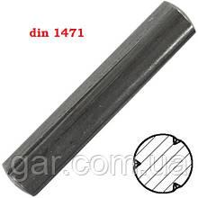 Штифт DIN 1471 Ø10