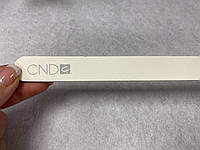 Пилка для ногтей CND 100/180 прямая