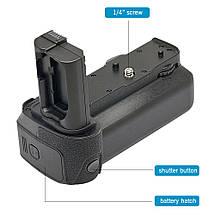Батарейный блок (бустер) BG-Z6/Z7 от Mcoplus - полный аналог MB-N10 для NIKON Z6, Z7, фото 3