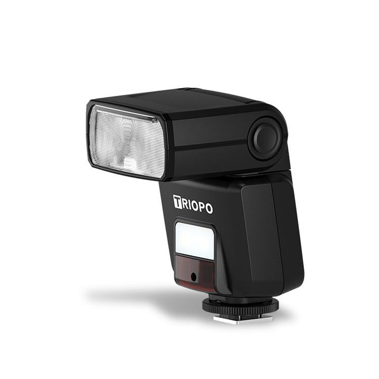 Спалах для фотоапаратів FujiFilm - TRIOPO TT350F з TTL і HSS і вбудованим синхронізатором