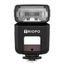 Спалах для фотоапаратів FujiFilm - TRIOPO TT350F з TTL і HSS і вбудованим синхронізатором, фото 2