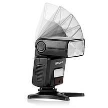 Спалах для фотоапаратів FujiFilm - TRIOPO TT350F з TTL і HSS і вбудованим синхронізатором, фото 3