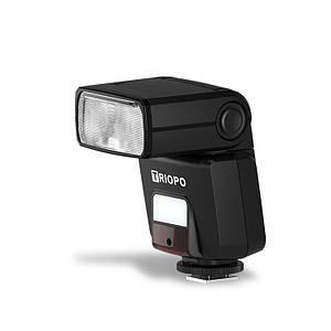 Вспышка для фотоаппаратов Canon - TRIOPO TT350C с TTL и HSS и встроенным синхронизатором