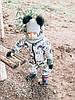 Комбинезон детский демисезонный ЛЕСНЫЕ МОРДОЧКИ, фото 5