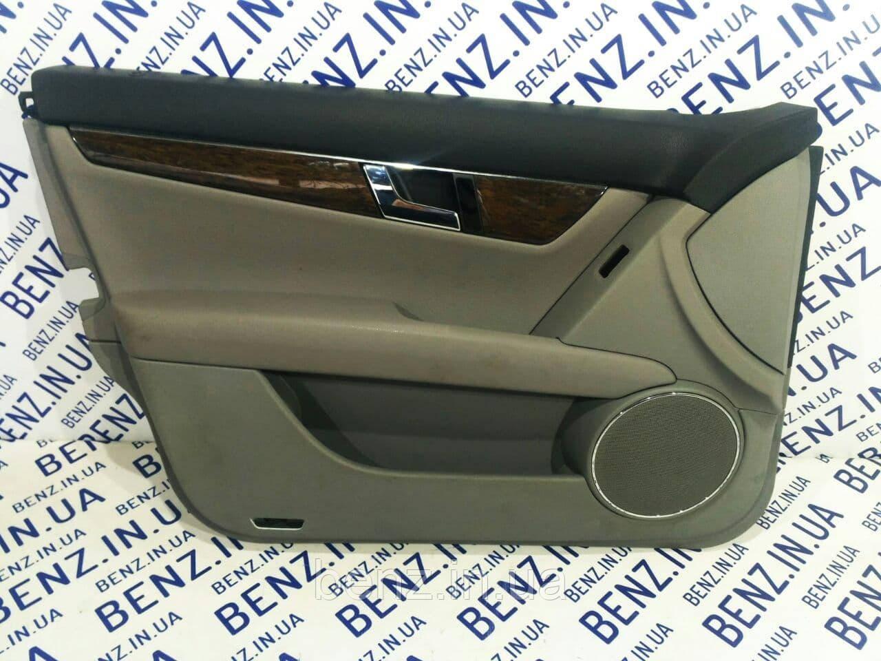 Карта передней левой двери Mercedes W204/S204/C204 A2047203562
