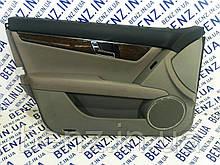 Карта передней левой двери Mercedes W204/S204 A2047203562