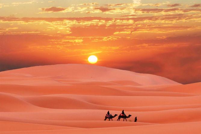 Страна золотых закатов – Марокко, отдых в июне