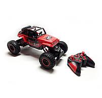Внедорожник с большими колесами на радиоуправлении Diancheng Toys Rock Crawler 0136 (2 цвета), фото 2