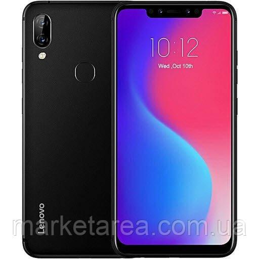 Смартфон черный с хорошей двойной камерой 2 сим карты Lenovo S5 Pro 6/128GB Black (Гарантия 12 мес)