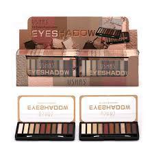 Тени для век Ushas Eyeshadow 10 colors