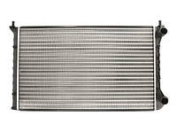 Радиатор охлаждения с AC Fiat Doblo 1.6/1.9JTD   NRF 53627