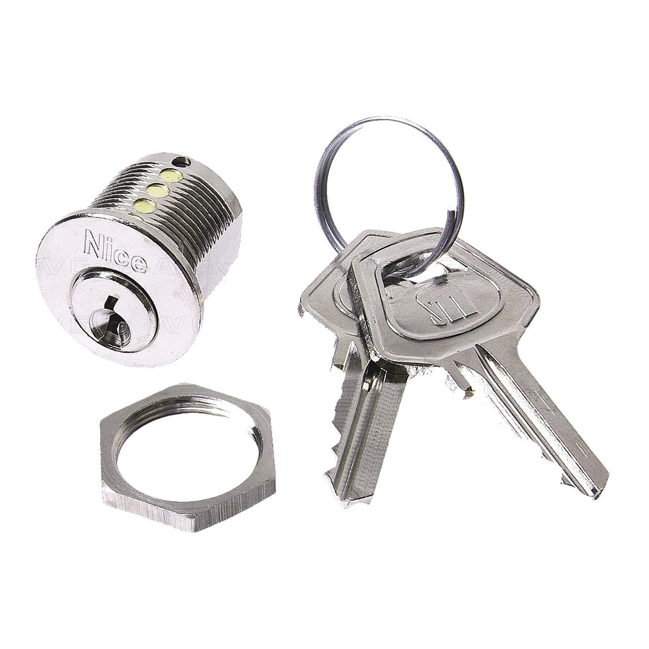 Цилиндр с ключами CM-B.1630 Nice