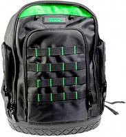 Рюкзак для инструментов MasterTool, 22 кармана, пластиковое дно, 380 х 180 х 480 мм 79-1934