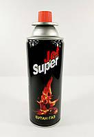 Газ для горелок и плит Jet Super (бутан)