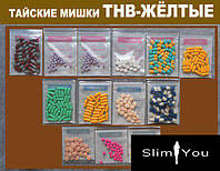 Эффективные препараты для похудения. Тайские мишки - таблетки для похудения, Средство для похудения