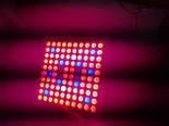 Светодиодная фитопанель полного спектра для растений УФ-ИК 300 Вт, фото 2