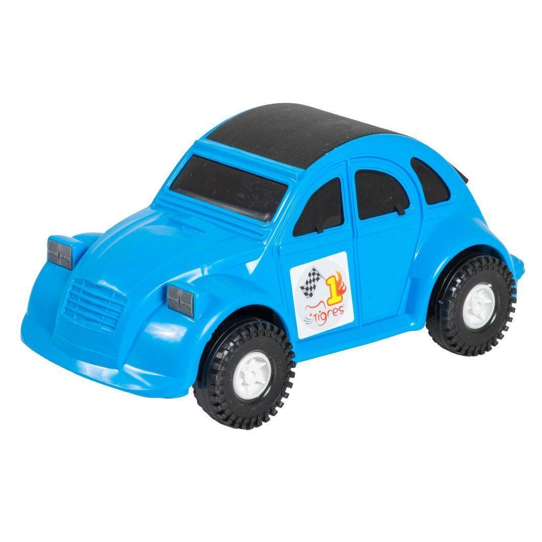 Машина пластиковая Volkswagen Beetle синяя 39011