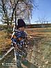 Комбинезон детский демисезонный АБСТРАКЦИЯ, фото 5
