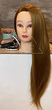 Набір голова навчальна для перукарів з гребінцем і дзеркальцем