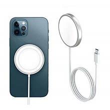 Беспроводное зарядное устройство Apple IPhone MagSafe Charger для Айфон Магнитная зарядка USB Type-C