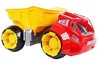 Машинка самосвал, красный 4852