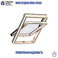 Мансардное окно Velux (Велюкс) GLL 1061B MK06 78*118, фото 1
